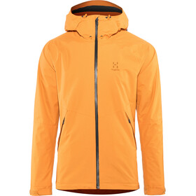Haglöfs Esker Jacket Men desert yellow